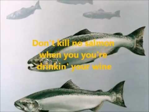Don't Kill No Salmon, Karaoke version