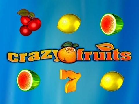 Играть автомат crazy fruits