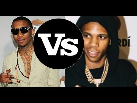 Lil B Allegedly Attacked By A Boogie wit Da Hoodie Crew at Festival For Saying Sounds Like Dej Loaf