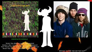 Jamiroquai - When You Gonna Learn  Complete Single   Animated Video   Hd