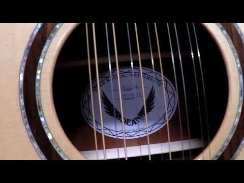 Unboxing and Review: Dean NSD12-GN / 12 Strings Guitar