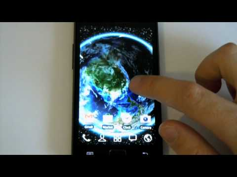 Super Earth Wallpaper - Live Wallpaper For Android