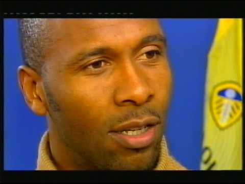 Lucas Radebe interview, Barmby/Boateng incident (Oct 2002)