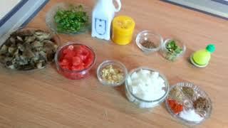 #BAINGAN KA BHURTA (spicy eggplant )