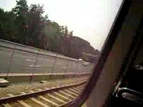 Atlanta MARTA Rapid Railway