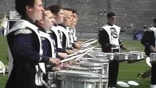 PSU Drumline - Cadence (Onfield View)