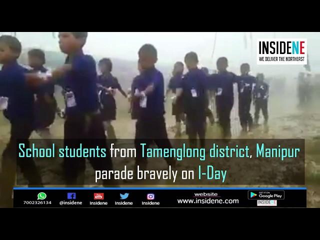 Manipur schoolkids show I-Day spirit, wins hearts