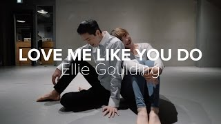 Video Love Me Like You Do - Ellie Goulding / Jay Kim Choreography download MP3, 3GP, MP4, WEBM, AVI, FLV September 2018