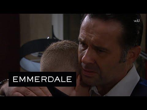 Emmerdale - Noah Struggles to Accept Joe's Departure