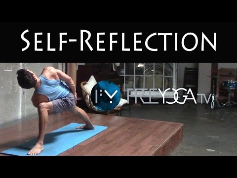 30 Days of Yoga - Day 23 | Self-Reflection | Stephen Beitler Taha Yoga