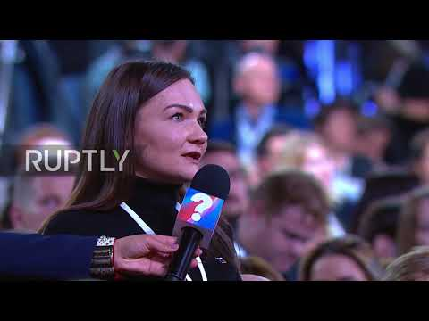 Russia: Putin is not impressed by 'sneaky' journalists in Moscow