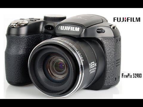 Fujifilm finepix s2980 digital camera review | ephotozine.