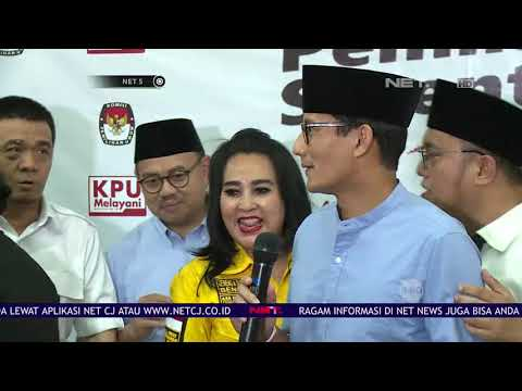 Inilah Laporan Dana Kampanye Kedua Belah Kubu Prabowo & Jokowi-NET5 Mp3