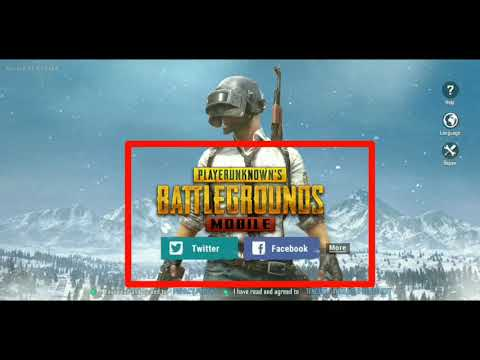 Pubg Mobile  & Pubg Lite || Facebook Connect Problem || Login And Account Create Problem Solve
