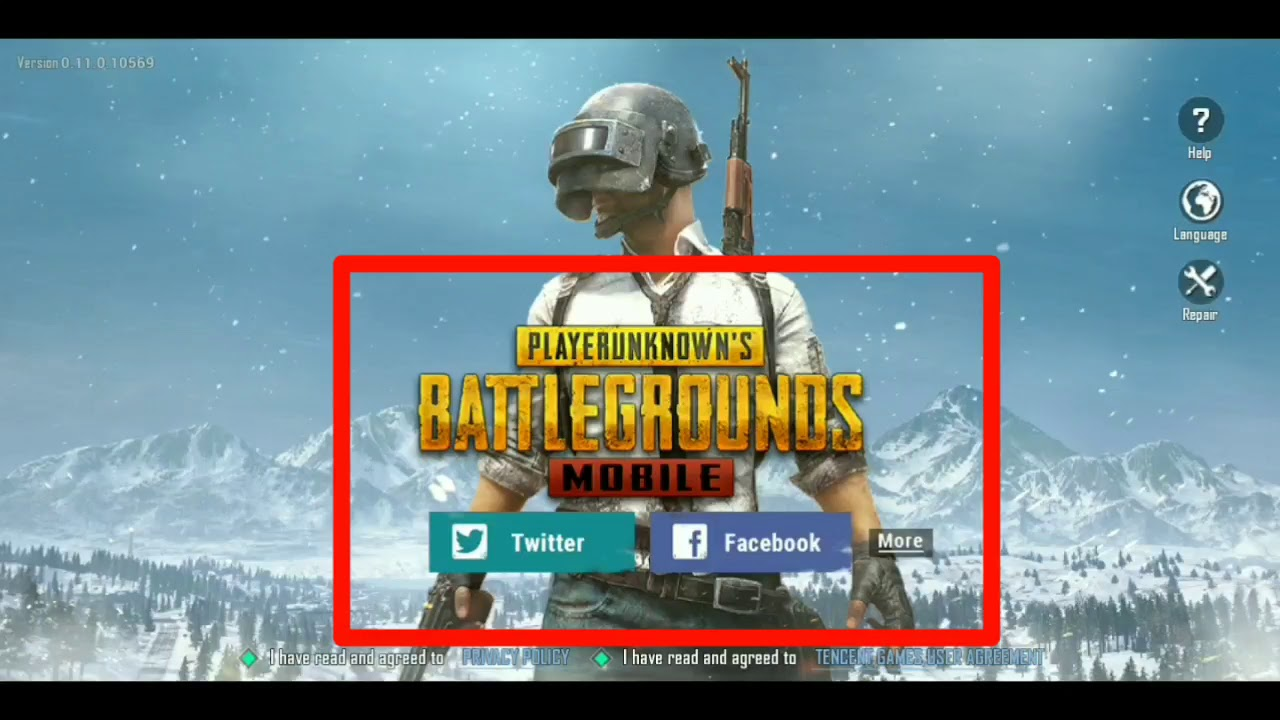 Pubg Mobile || Facebook Connect Problem || Login And Account Create Problem  Solve
