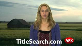 Property title records in Greenwood County Kansas | AFX