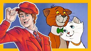 """Jambareeqi Orange"" - The Aristocats"