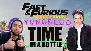 """YUNGBLUD / """"Time In A Bottle"""" / REACTION"""