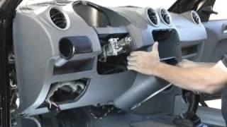 DEMO M2000 - Gol - Desmontagem e montagem do painel