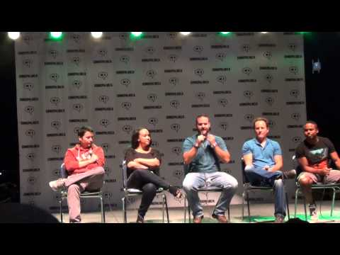 Power Rangers Reunion, Comicpolooza part 1 of 2