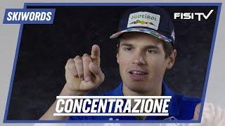 #Skiwords: Concentrazione