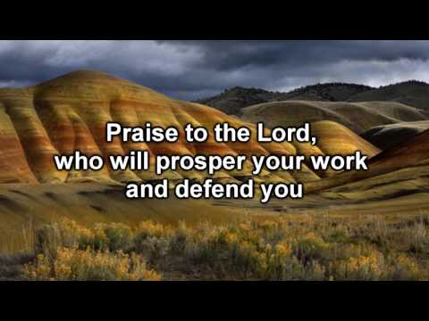 Praise To The Lord - Concordia Publishing House