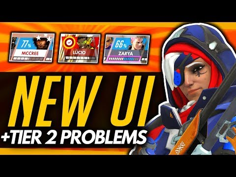 Overwatch | NEW UI + CONTENDERS CONTROVERSY [News] thumbnail