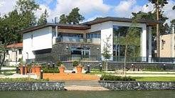 Kimi Raikkonen house`s in Switzerland and Finland