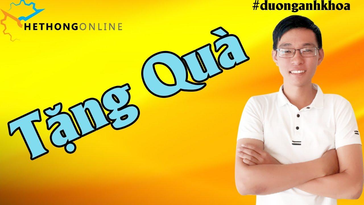 [TẶNG QUÀ] Bảng Tính Toán Tài Chính Kinh Doanh Online   Hệ Thống Online