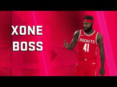NBA 2K18 alley oop