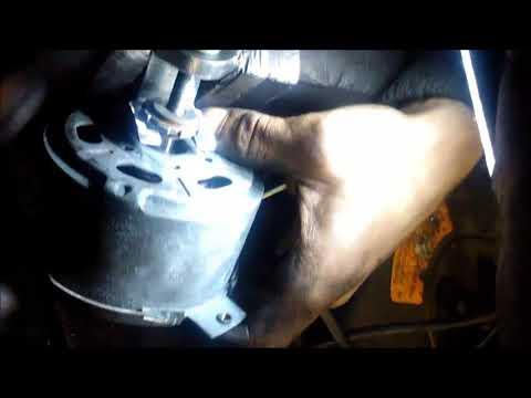 Замена вентилятора Opel Insignia или как снять лопасти с вентилятора