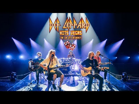 Anne Erickson - Def Leppard Books a New California Show
