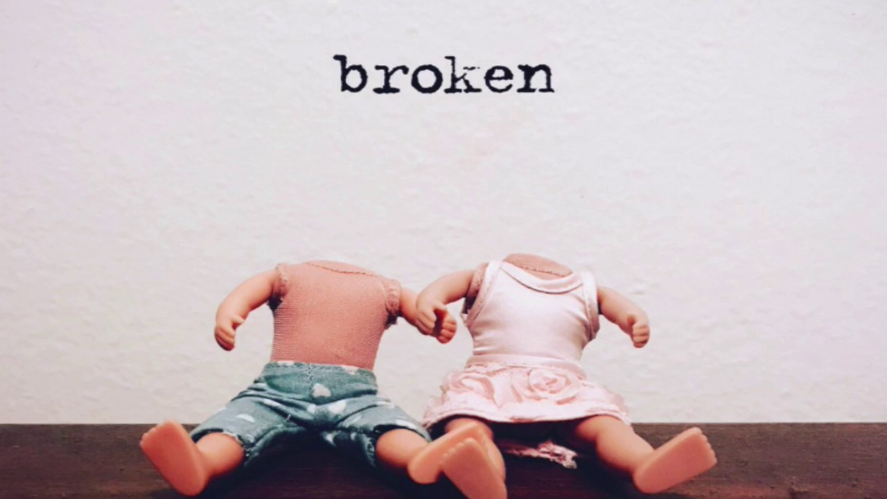 Broken By Lovelytheband Audio Youtube