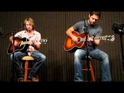 "Chuck Wicks live acoustic ""All I Ever Wanted"""