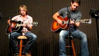 """Chuck Wicks live acoustic """"All I Ever Wanted"""""""