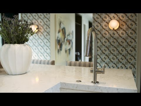 American Standard Beale MeasureFill Kitchen Faucet Review | House Beautiful