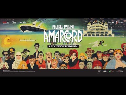 AMARCORD - Trailer (Il Cinema Ritrovato al cinema)
