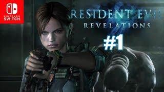 resident Evil: Revelations Nintendo Switch - часть 1