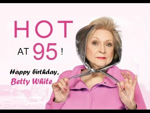 Happy 95th Birthday, Betty White! (A Tribute)