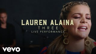 "Lauren Alaina - ""Three"" Official Performance Video 