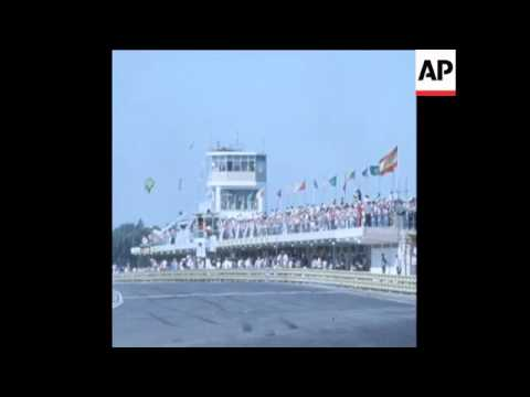CUTS 24-1-72 FOOTAGE OF THE ARGENTINE GRAND PRIX