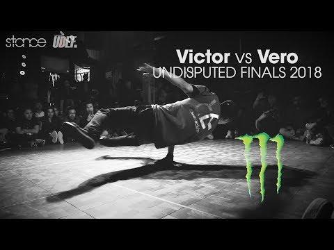 Victor vs Vero [finals] // stance // Undisputed World Bboy Masters 1.27.2018 x udeftour.org