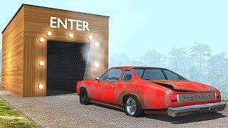 BeamNG.drive - Vehicle Restoration Machine (Restoring Abandoned Cars)