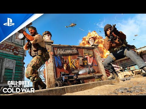 Call of Duty: Black Ops Cold War - Nuketown '84 Trailer | PS5, PS4
