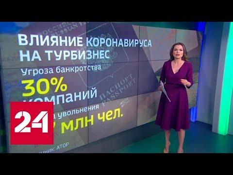 Отдых и путевки: рынок туризма в разгаре коронавируса - Россия 24