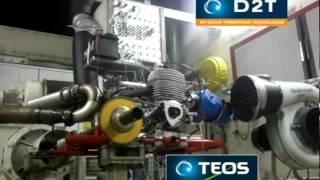 Banc moteur kart D2T