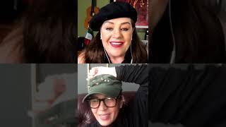 Yolanda Andrade con Isabel Lascurain Instagram Live parte 2 ( 16-06-2020)