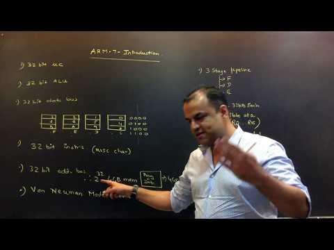 ARM7 Introduction | Bharat Acharya Education