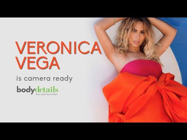 Silky Smooth Skin and Camera Ready | Veronica Vega | Body Details