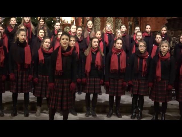 SKOWRONKI Girls' Choir & Wiktoria NOWAK / Witaj Gwiazdko złota by Z.Noskowski